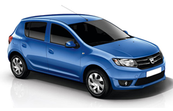Location Dacia Sandero A/C Marrakech
