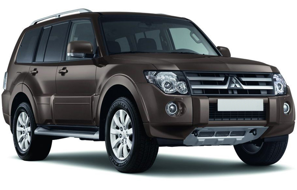 Location Mitsubishi Pajero Marrakech